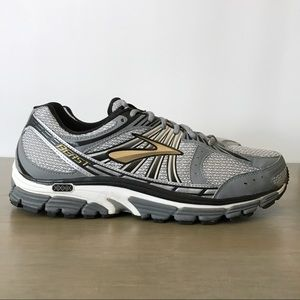Brooks Beast 4E Extra Wide Men's Running Shoes